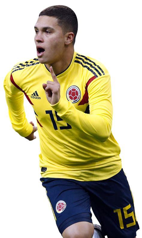 Juan Fernando Quintero football render   44801   FootyRenders
