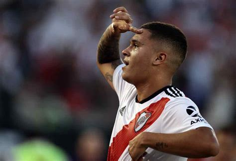 Juan Fernando Quintero Leaves River Plate For China