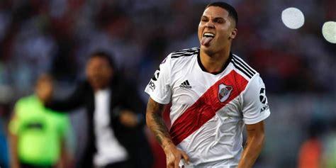Juan Fernando Quintero se recupera para River vs Boca ...