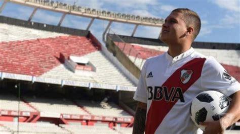 Juan Fernando Quintero ya es un  millonario  más en River ...