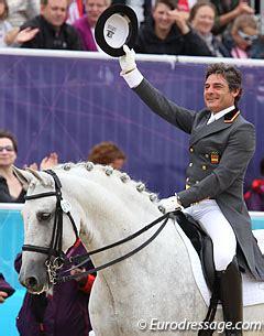 Juan Manuel Munoz Diaz Reflects on 2012 Olympic Games ...