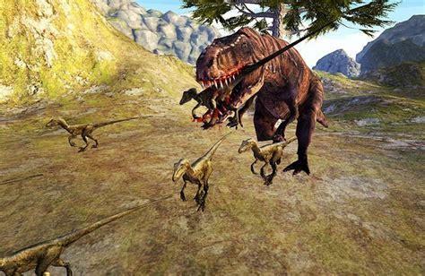 Juego De Dinosaurios Gratis Para Android | Tdescargas