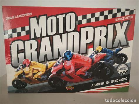 juego de mesa moto grand prix precintado   Comprar Juegos ...