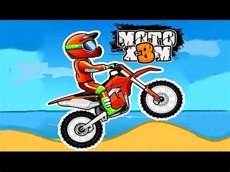 Juego de Motos   Moto X3M  gameplay android   YouTube