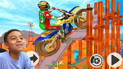 Juego de Motos para Niños   Moto Bike Stunt Masker ...