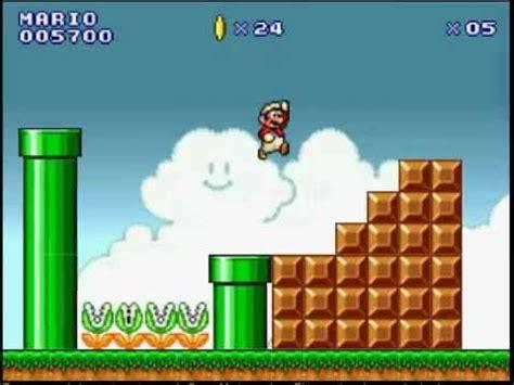 Juego Mario Bros Flash 2   YouTube