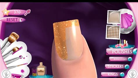 Juego Pintar Uñas Fashion Nails GameKids Español   YouTube