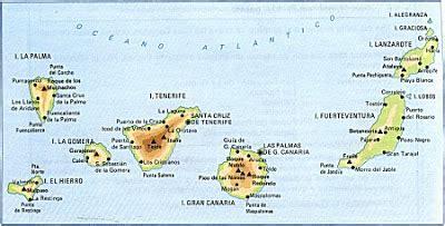 Juegos de Geografía | Juego de Capitales Islas Canarias ...