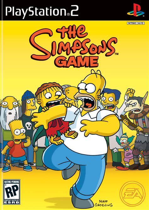 Juegos de los simpson para consolas   Juegos   Taringa!