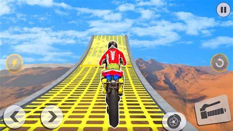 Juegos de Motos   Mega Ramp 2020 Impossible Moto   Motos ...
