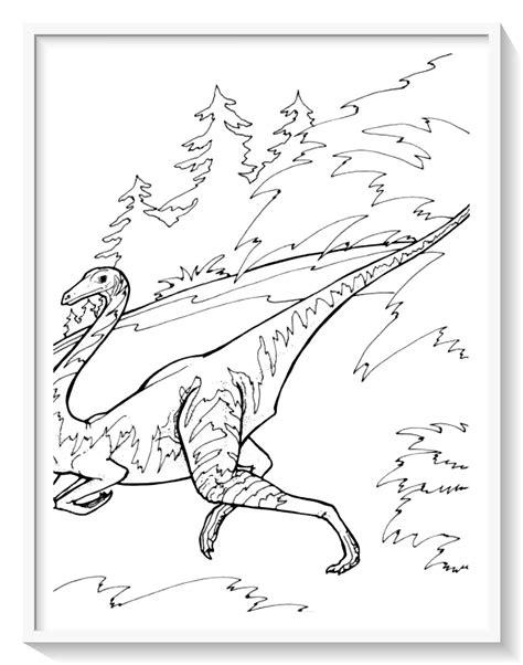 juegos de pintar a dinosaurios carnivoros    Dibujo imágenes