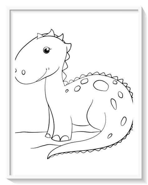 juegos de pintar a dinosaurios rex  Biblioteca de ...