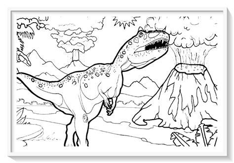 juegos de pintar dinosaurios animados  Biblioteca de ...
