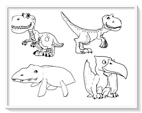 juegos de pintar dinosaurios infantiles –  Dibujo imágenes