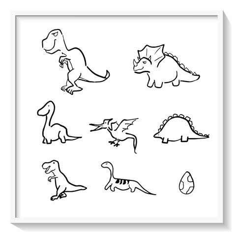juegos de pintar dinosaurios reales –  Dibujo imágenes