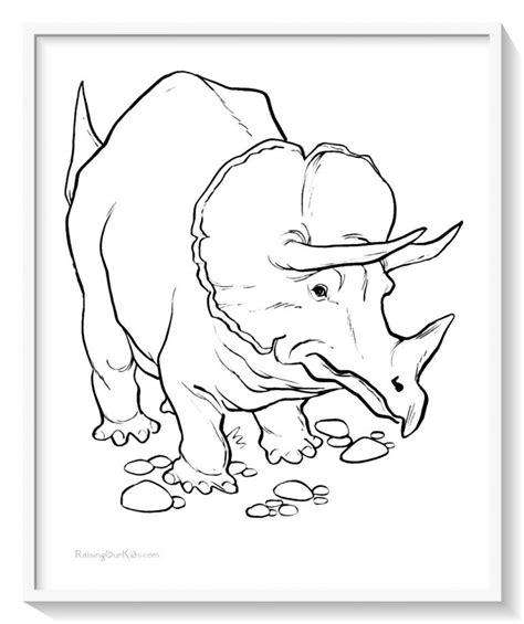juegos de pintar dinosaurios realistas –  Dibujo imágenes