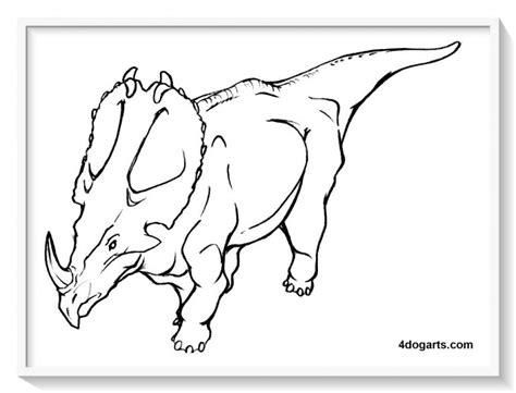 juegos de pintar dinosaurios triceratops  Biblioteca de ...