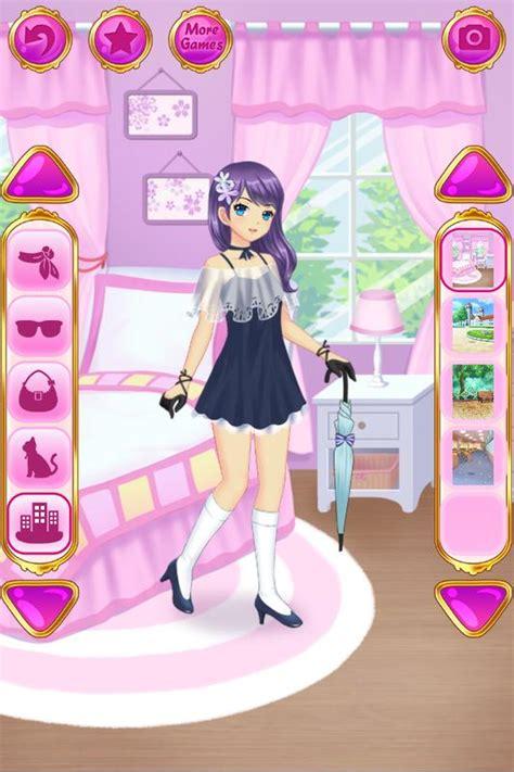 Juegos de Vestir Chicas Anime for Android   APK Download