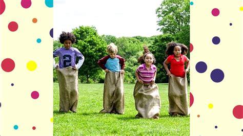 Juegos Divertidos al Aire Libre para Fiestas Infantiles ...