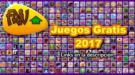 Juegos friv gratis 2017 | links en la descripción ...