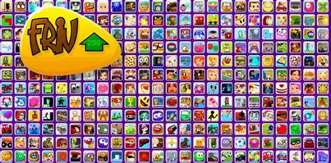 Juegos Friv, más de 250 minijuegos gratis y online ...