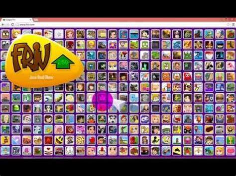 Juegos FRIV   YouTube