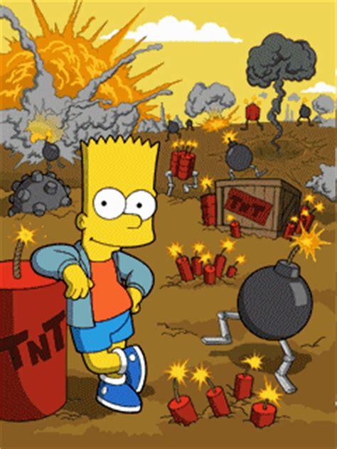 Juegos gratis de Los Simpsons para celulares   Contenido ...