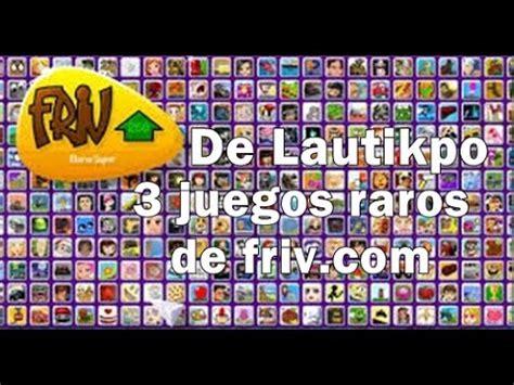 Juegos ocultos Friv.com   YouTube