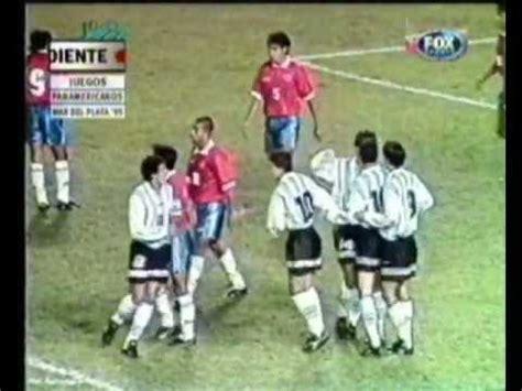 JUEGOS PANAMERICANOS MAR DEL PLATA 1995 CUARTOS DE FINAL ...