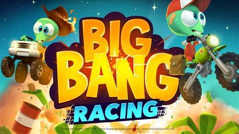 juegos para niños pequeños carrera de carros big bang ...
