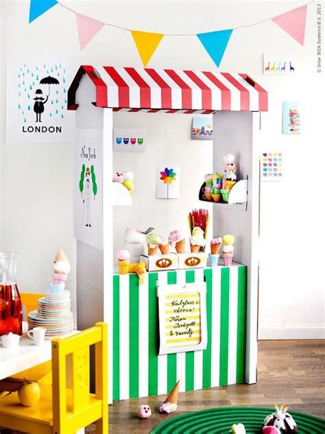 Juegos para niños, una heladería ¡en casa!   Pequeocio.com