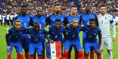 Jugador de Francia se retiró de la selección tras lesión ...