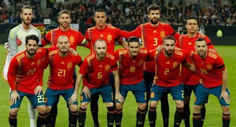 Jugador de Selección España postula a Colombia como ...