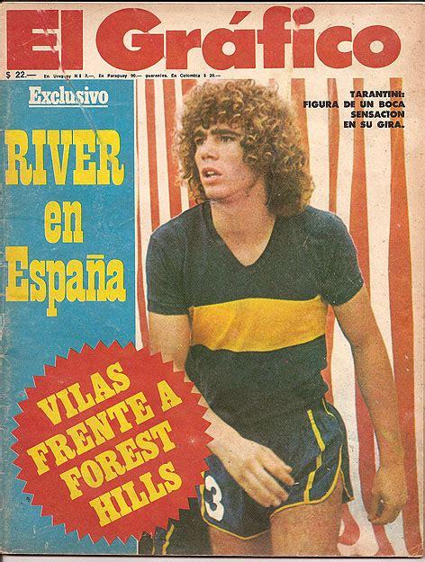 Jugadores que pasaron por Boca y River.   Taringa!