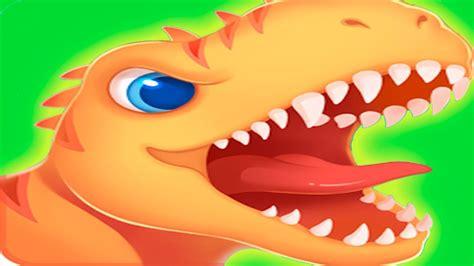 Jugando con los Dinosaurios   Dinosaurios para Niños ...