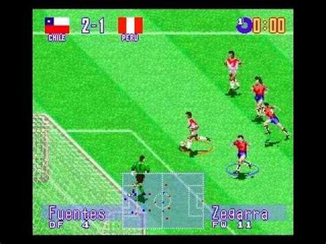 Jugando Futbol Peruano 97   Chile   Peru   // por Xuki ...
