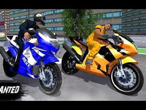 jugando: motos de policia para niños, juego de policias vs ...
