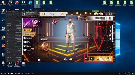 JUGAR A FREE FIRE En PC ONLINE GRATIS 2020