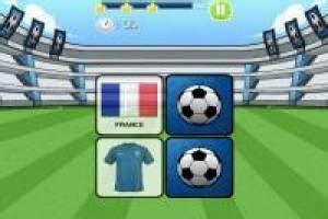 Jugar a Fútbol Europeo: Jersey Quiz, un juego de memoria