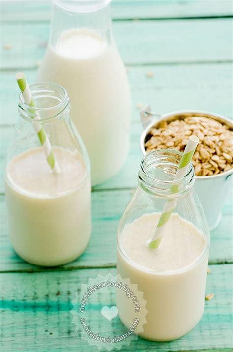 Jugo de Avena Recipe  Oats and Milk Drink