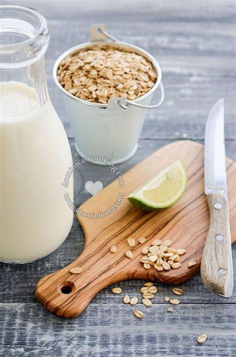 Jugo de Avena Recipe  Oats and Milk Drink  | Recipe ...