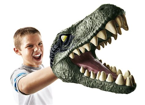 Juguetes de dinosaurio, Cabeza de tiranosaurio Rex o de ...