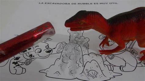 juguetes de dinosaurios en español   YouTube