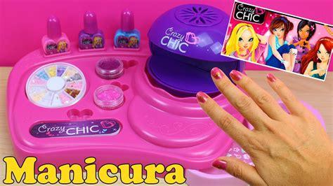 Juguetes de manicura para pintar y decorar uñas   Set de ...