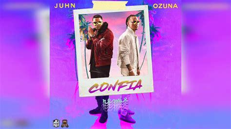 Juhn, Ozuna   Confia Remix [Audio Cover]   YouTube