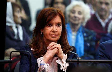 Juicio contra Cristina Fernández la mujer todopoderosa de ...