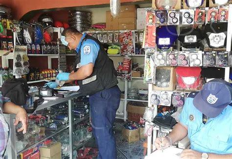 Juigalpa: Robo forzado en tienda de repuestos para motos