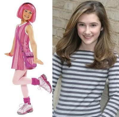 Julianna Rose Mauriello: Life out Of  LazyTown ...