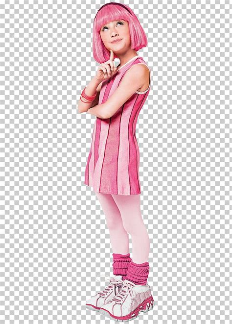 Julianna Rose Mauriello Stephanie LazyTown Character PNG ...