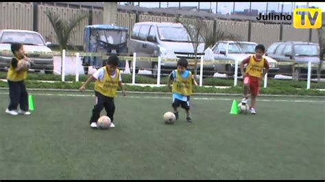 Julinho TV   Fútbol Niños de 4, 5 y 6 Años.   YouTube